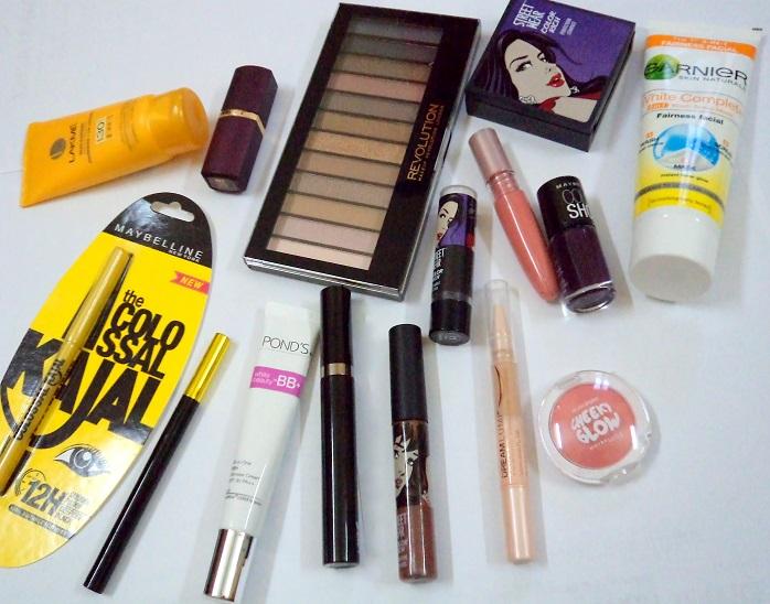 Makeup Kit Back To School